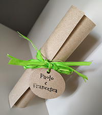 grafica by Spiccavolo Wedding